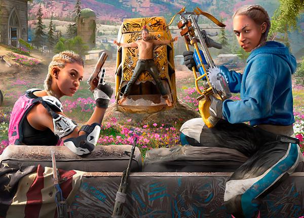 Игры от Ubisoft