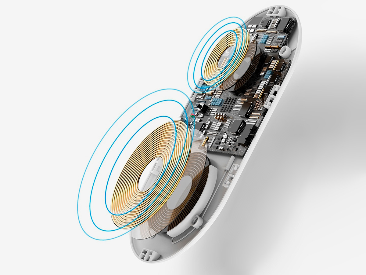 ЗарядкаBaseus Smart 2in1 WX2IN1-02