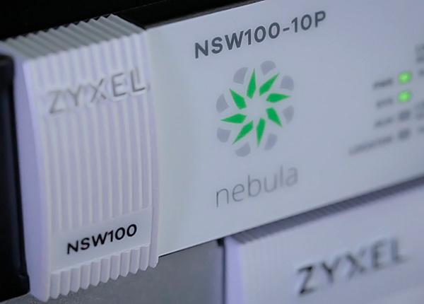 Облачная система Zyxel Nebula