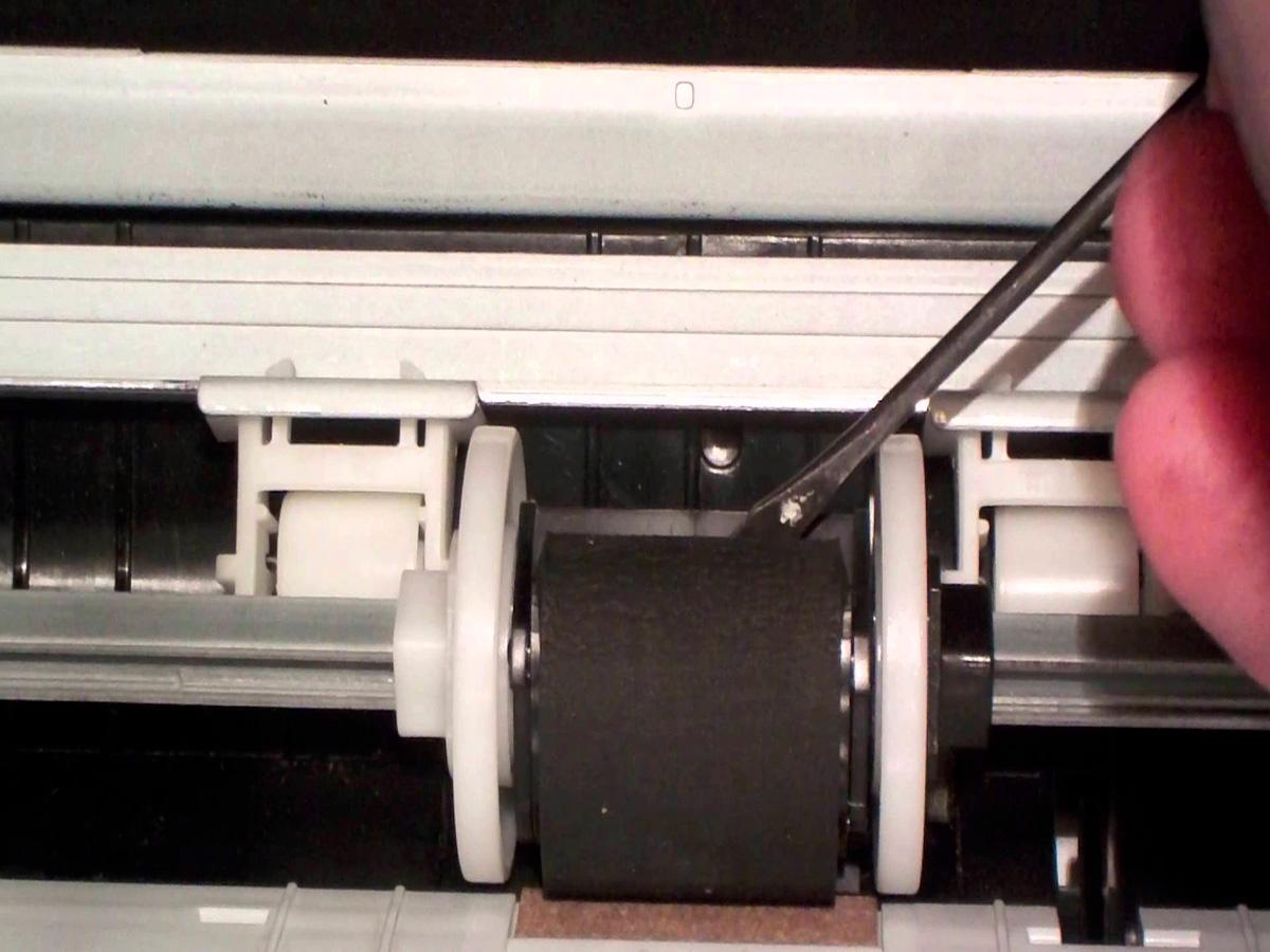 Податчик бумаги принтера
