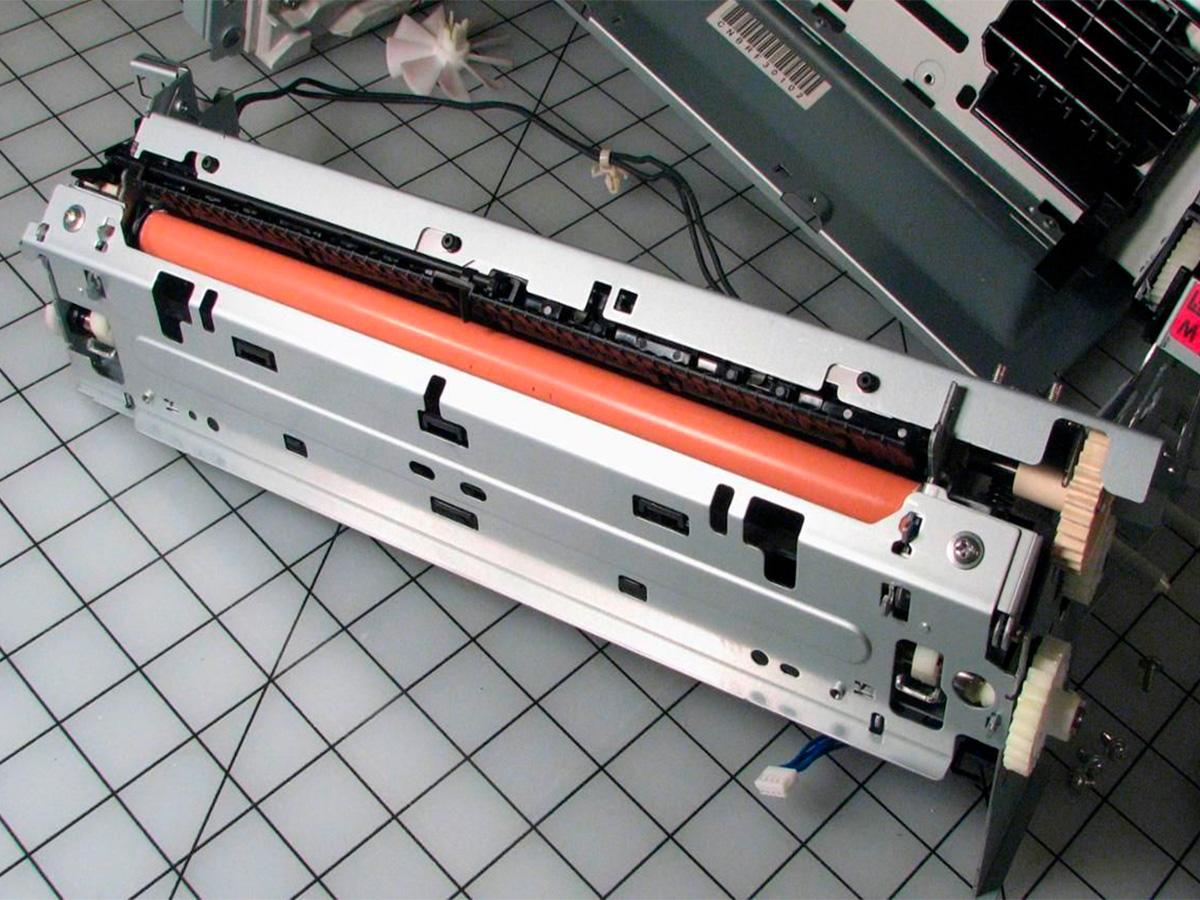 Печка лазерного принтера