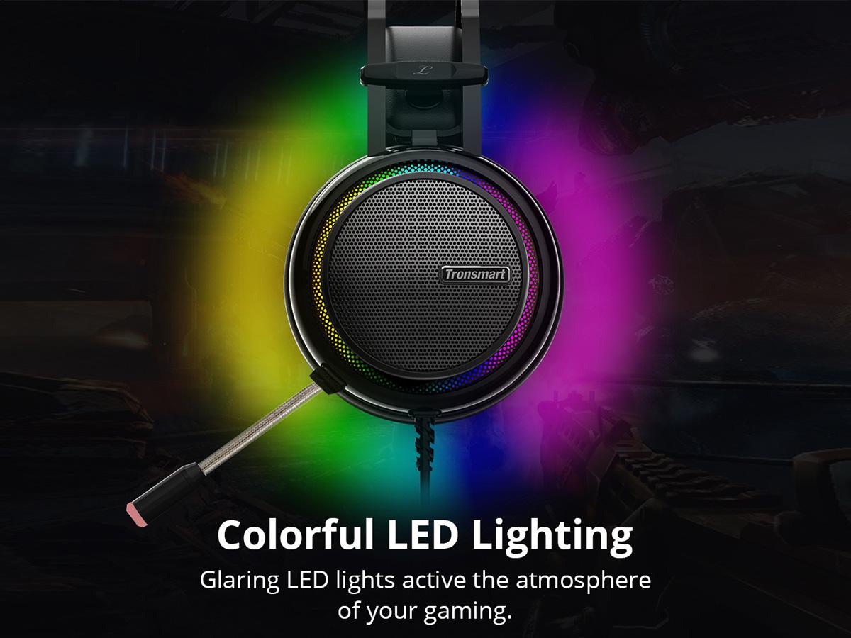 Многоцветная подсветка