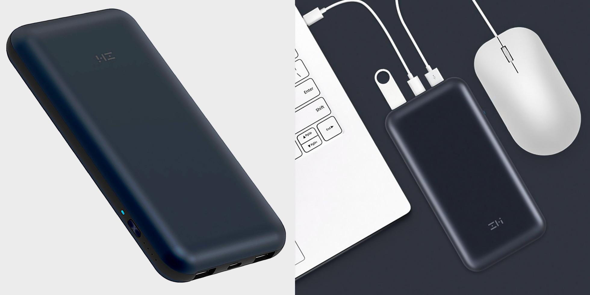 Xiaomi ZMi 10 Power Bank 20000 (QB820)