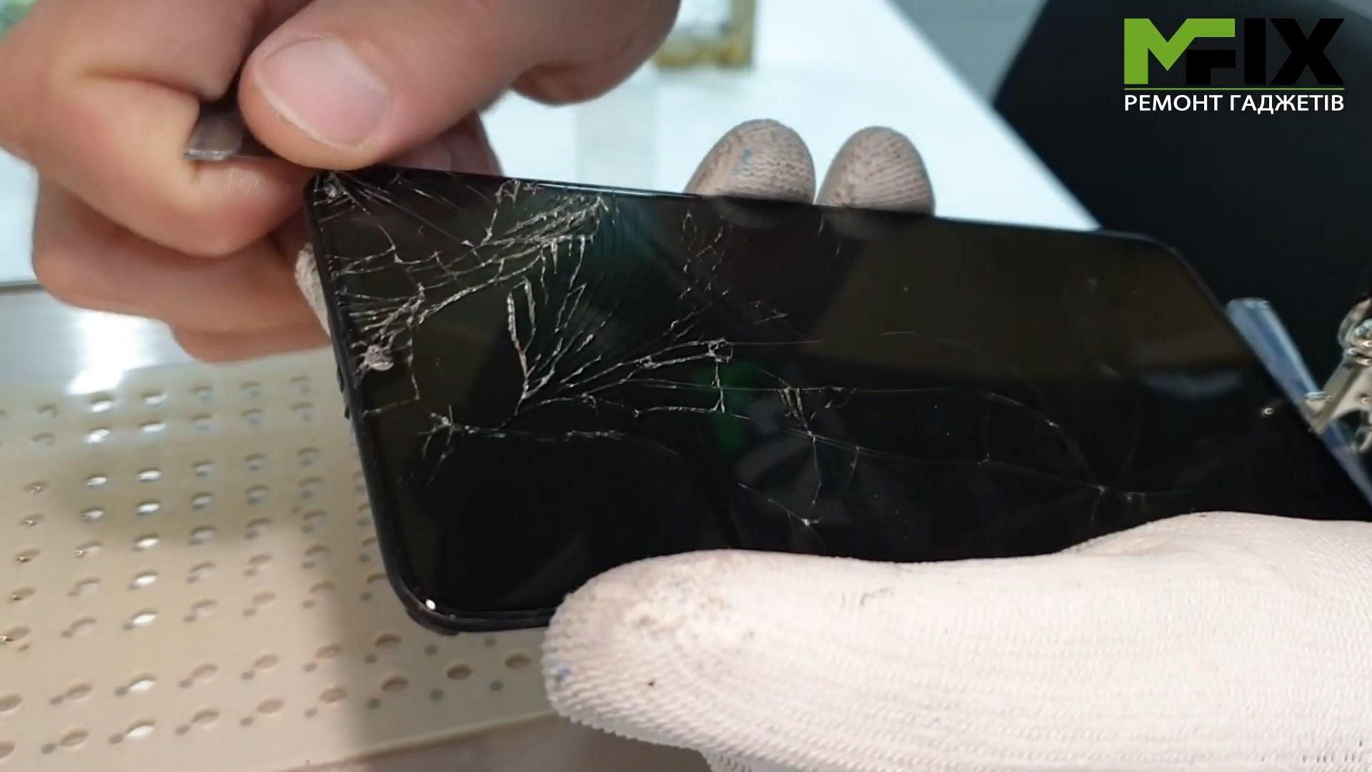 Замена экрана смартфона Samsung