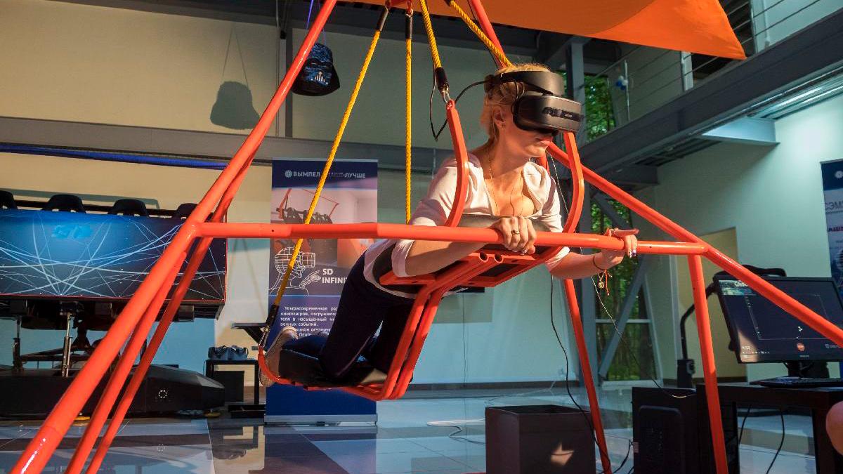 VR-аттракцион
