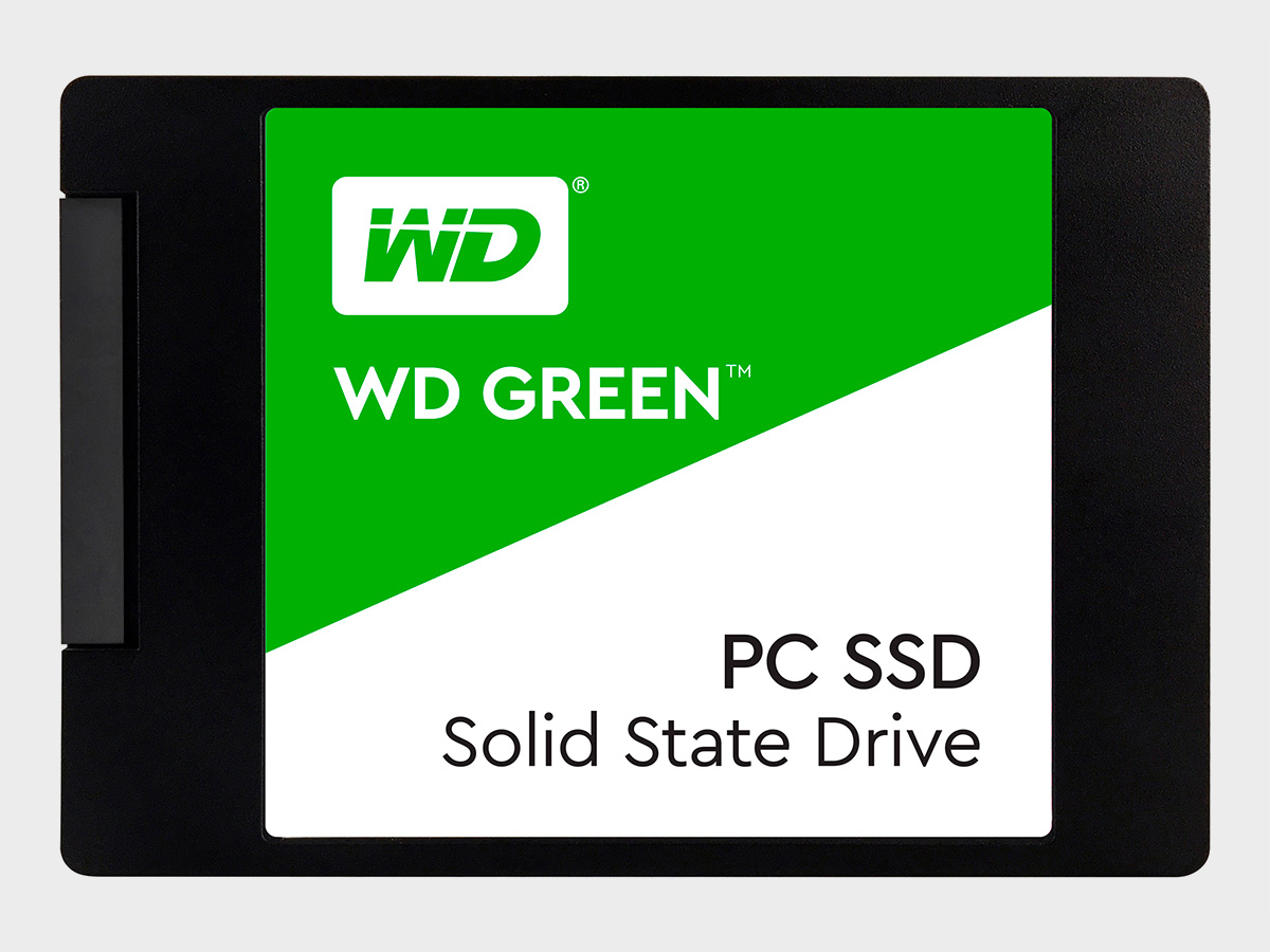 SSD диск WD GREEN PC SSD 240GB