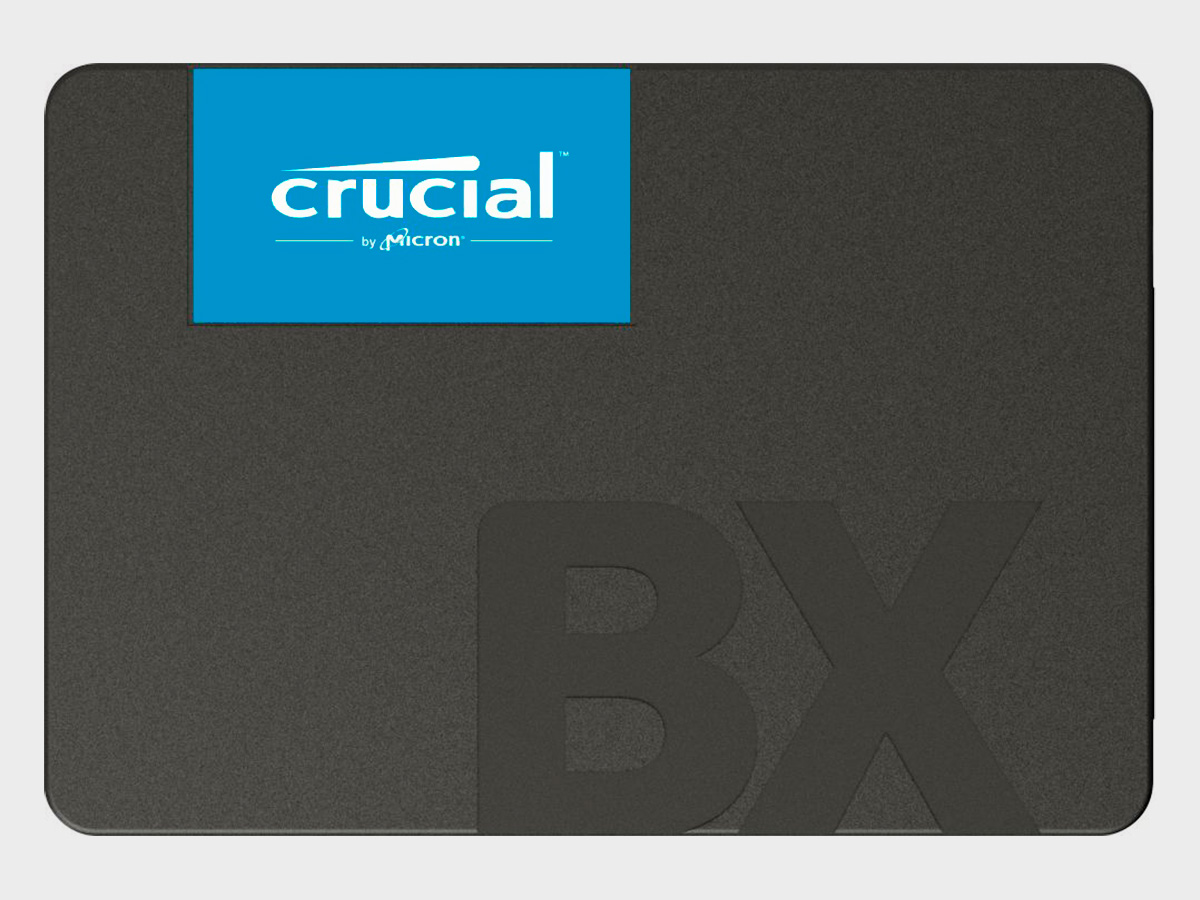 SSD диск Crucial BX500 240GB