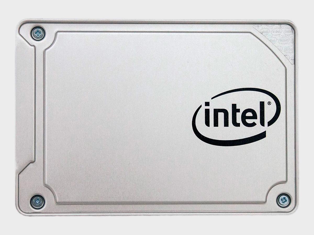 SSD диск Intel SSD 545s 128 GB