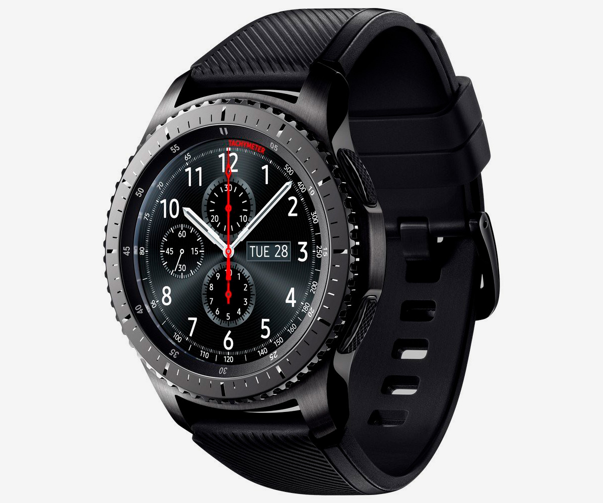 Смарт-часы Samsung Galaxy Gear S3