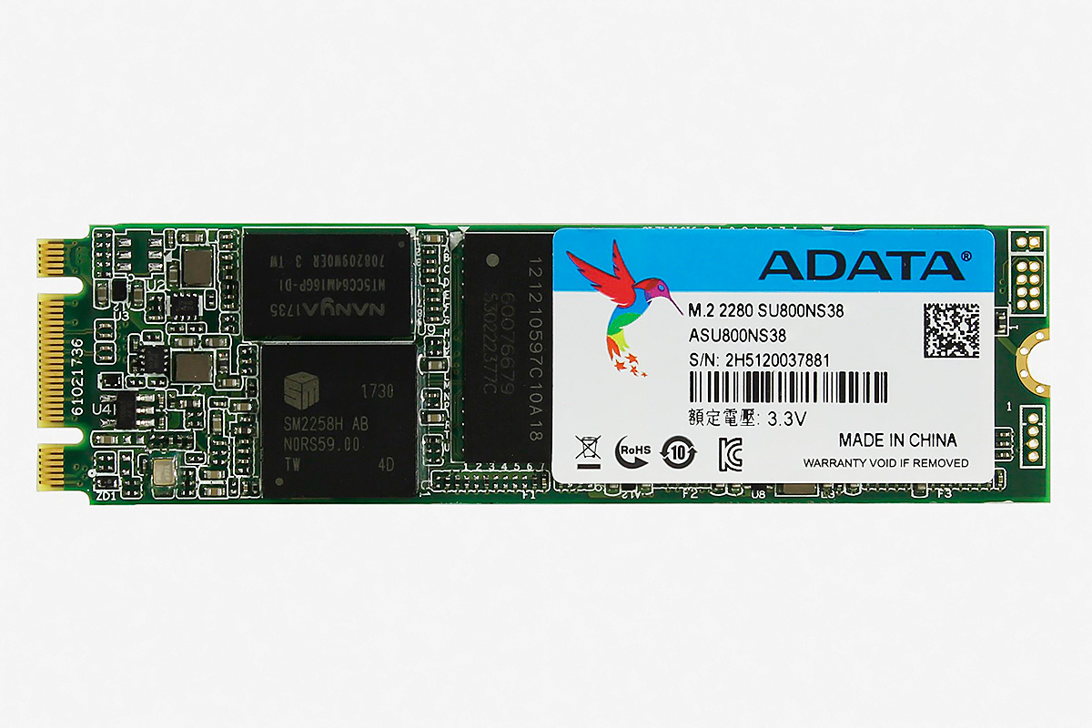SSD диск ADATA Ultimate SU800 M.2 128GB