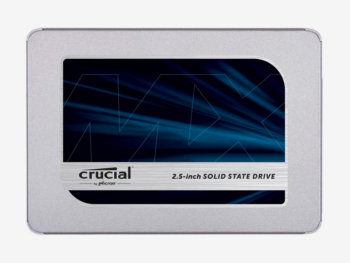 SSD диск Crucial MX500 250GB