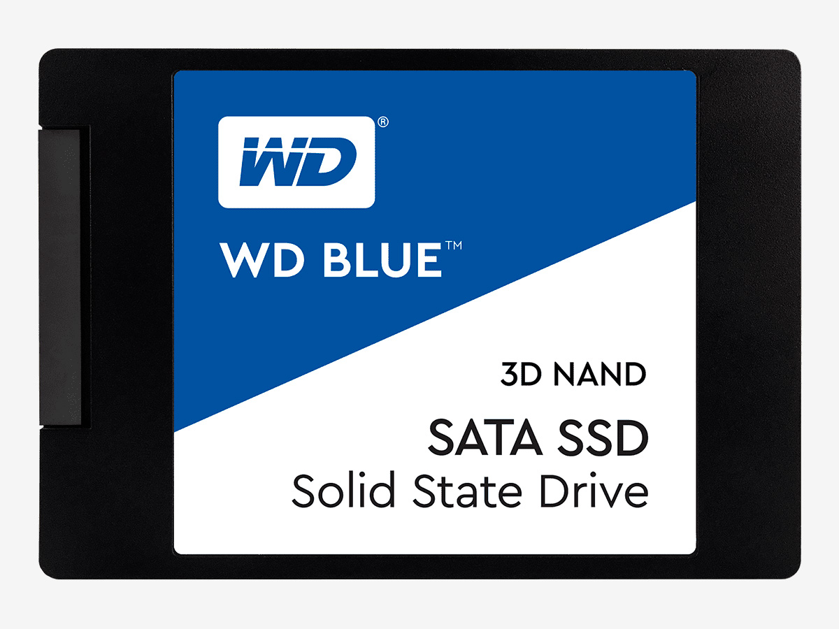 SSD диск WD BLUE 3D NAND 250GB