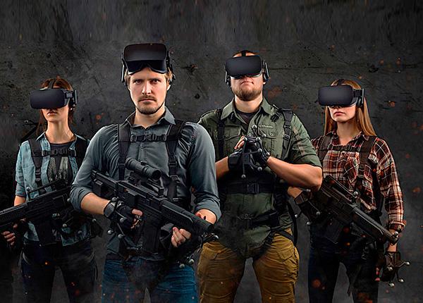 Виртуальная реальность ANVIO