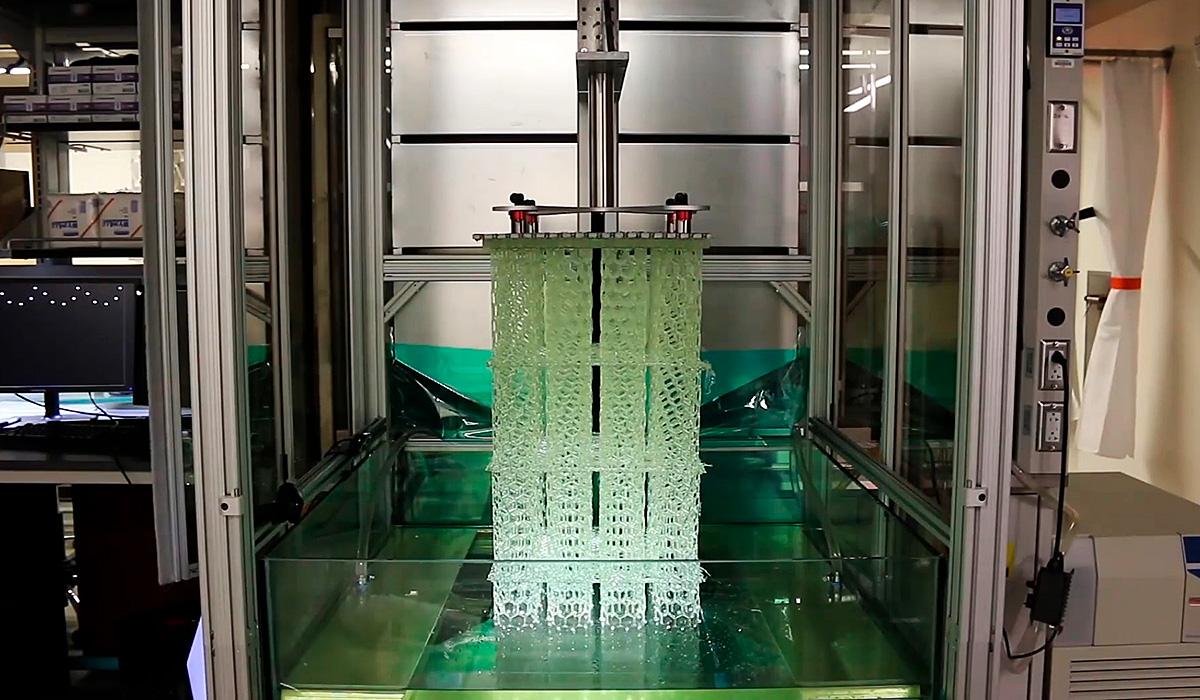 3D-принтер HARP