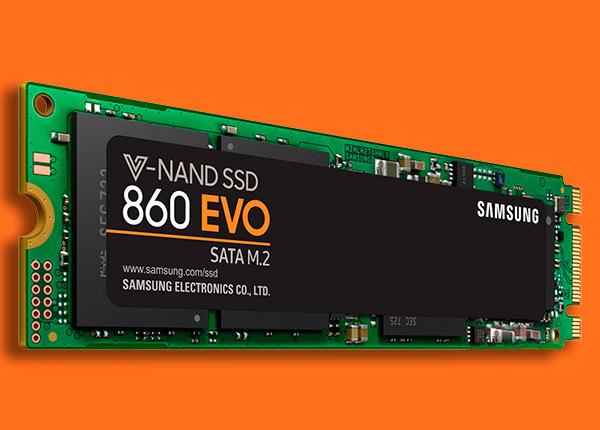 Диск SSD M.2 на 250 ГБ