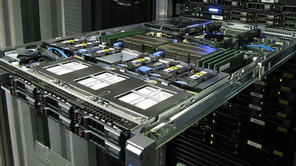 Физический сервер