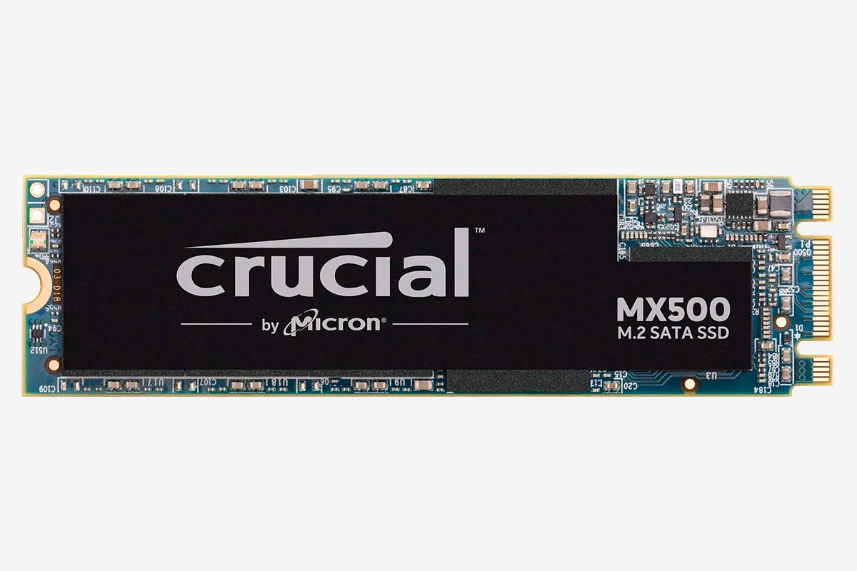 SSD диск Crucial MX500 250 GB