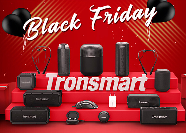 Tronsmart Black Friday