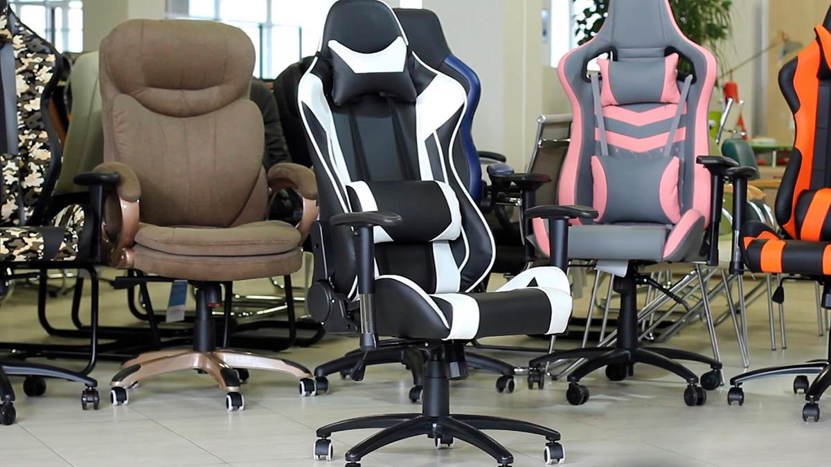 Игровое кресло Everprof