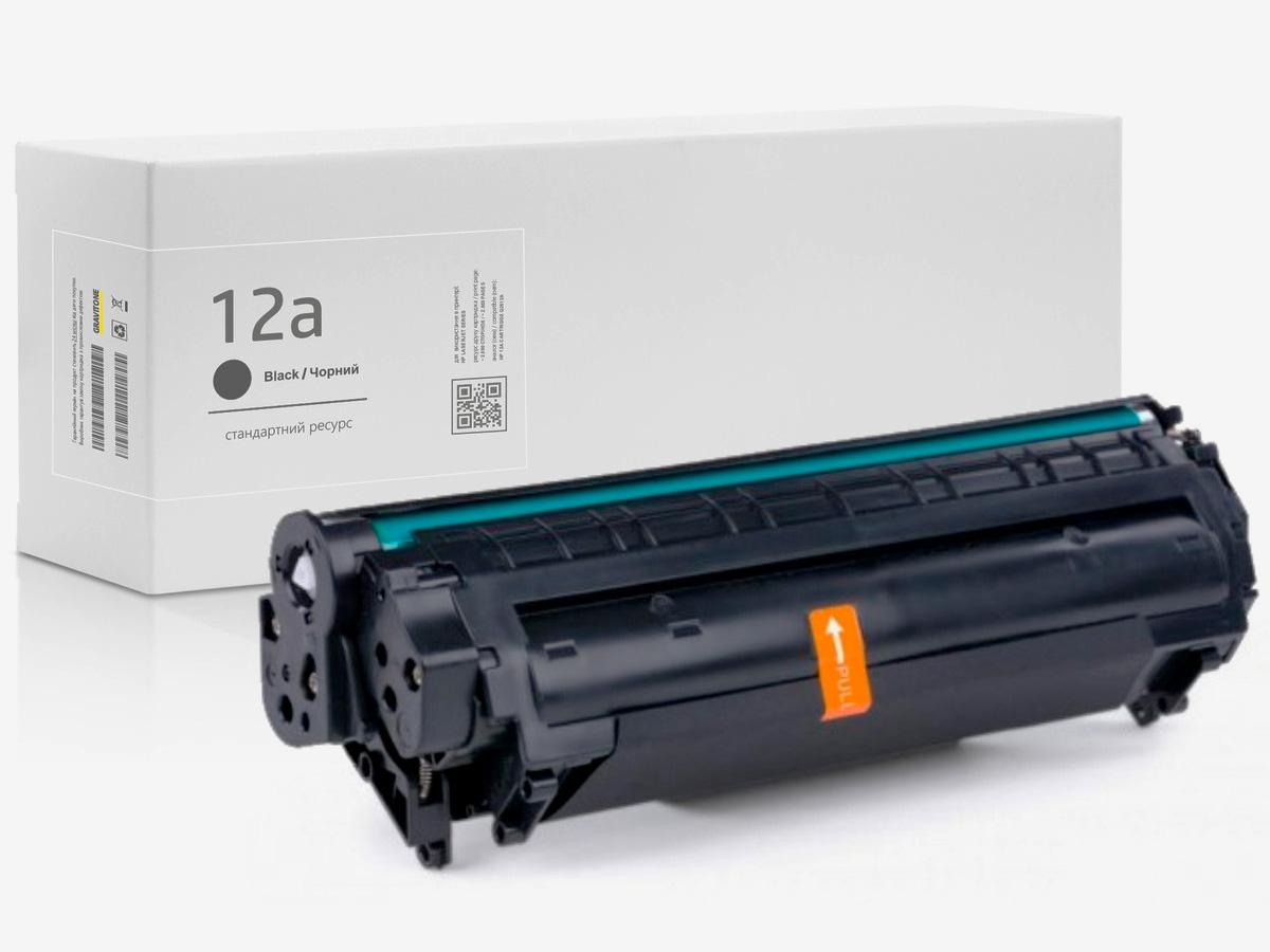 Восстановленный картридж дляHP LJ 1020
