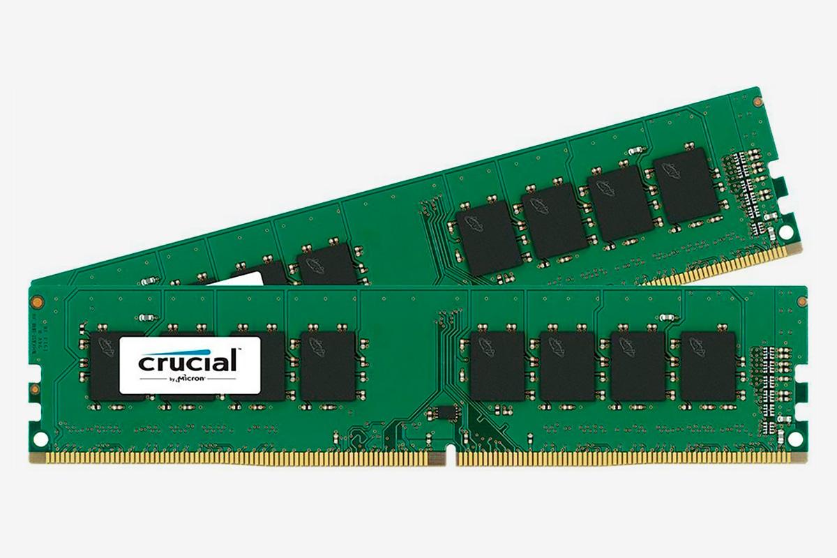Оперативная память Crucial Value DDR4 2x8Gb (CT2K8G4DFS8266)