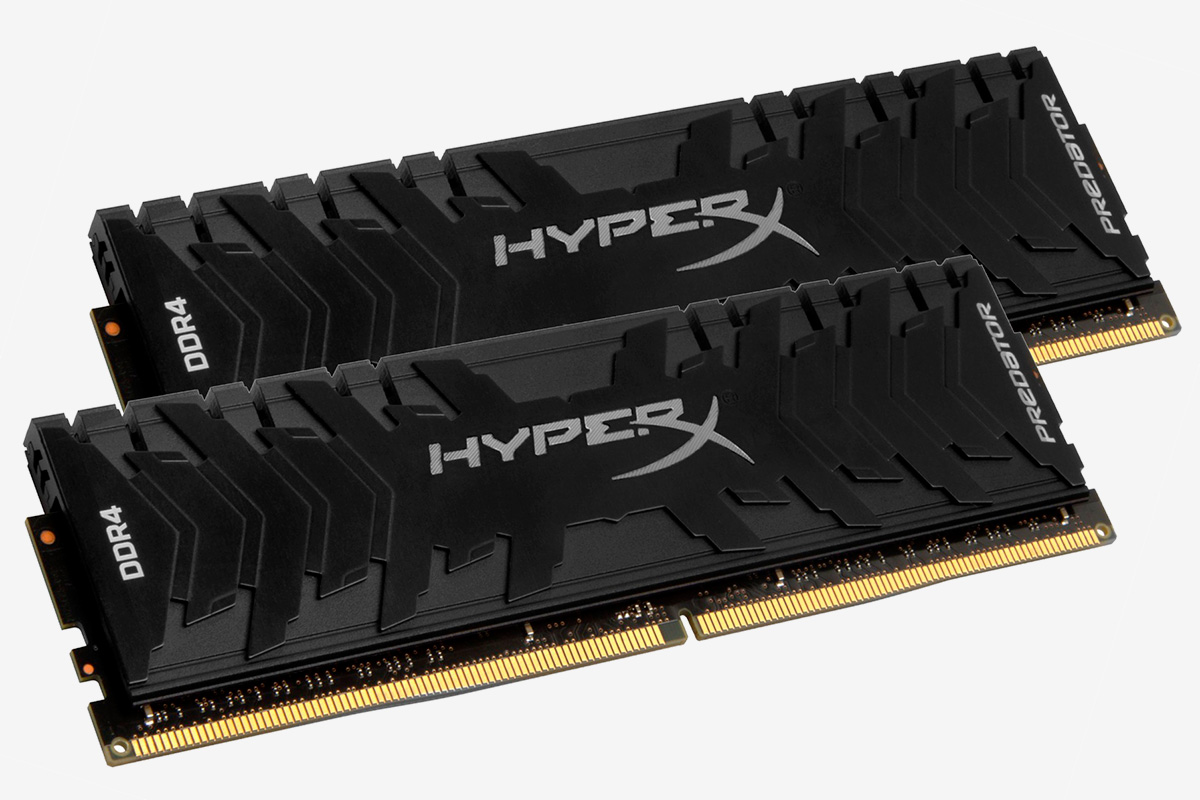 Оперативная память HyperX Predator DDR4 2x8Gb (HX430C15PB3K2/16)