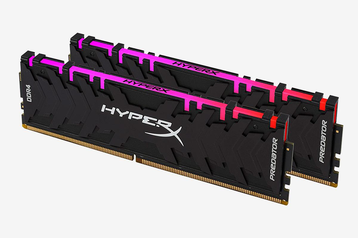 Оперативная память HyperX Predator RGB DDR4 2x8Gb (HX429C15PB3AK2/16)