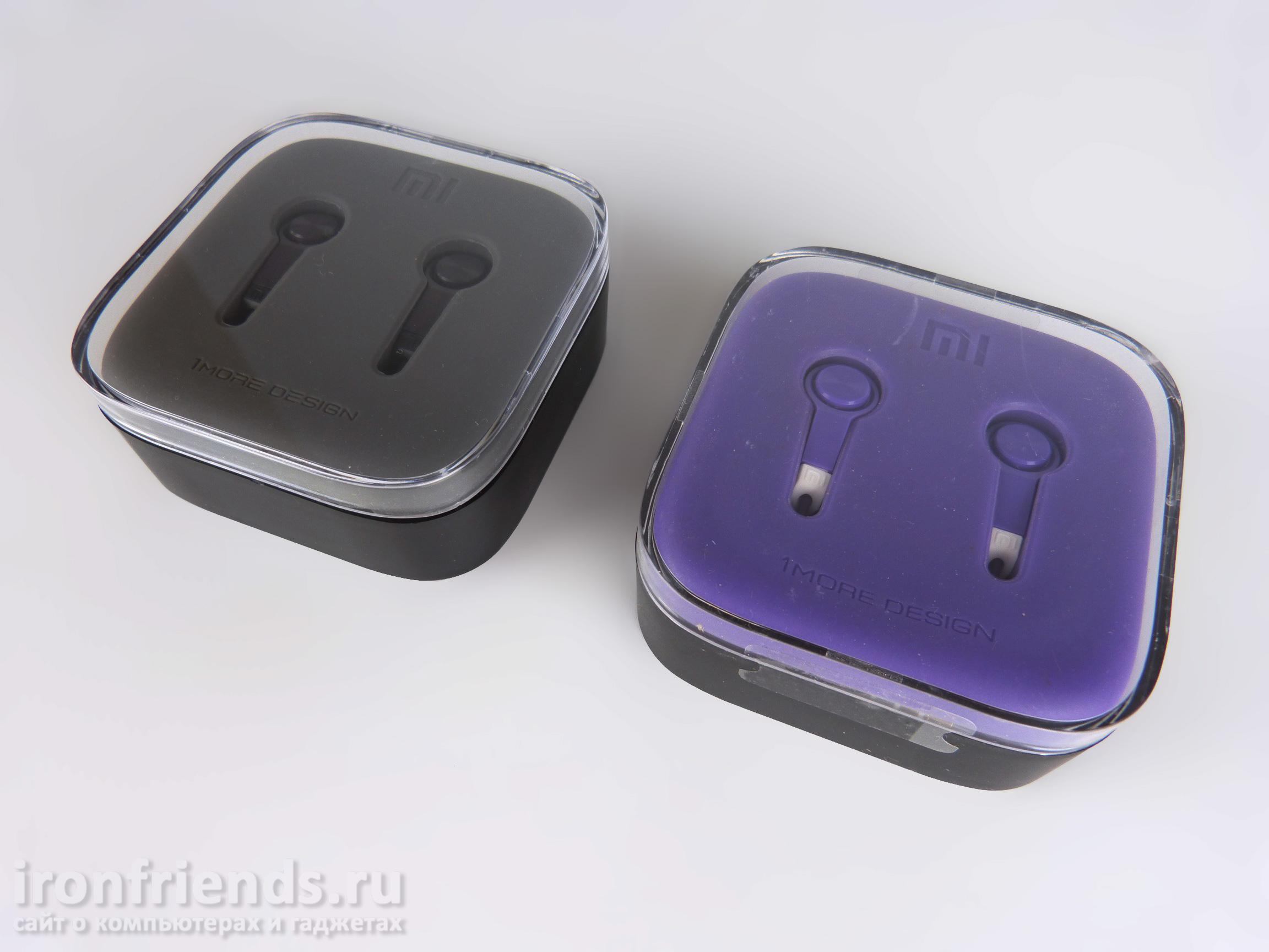 Наушники Mi 1more Design