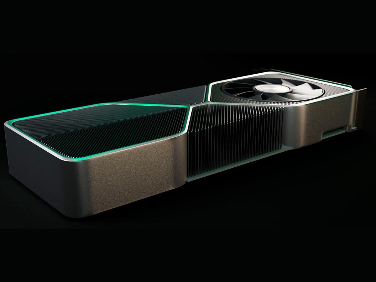 Универсальная видеокарта Ampere