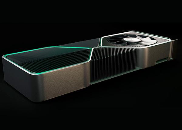 Видеокарта nVidia Ampere