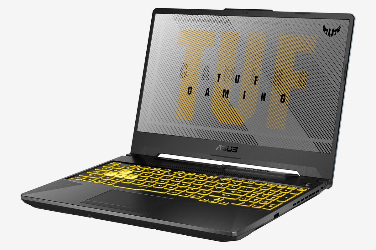 Ноутбук Asus TUF Gaming A15 FX506II