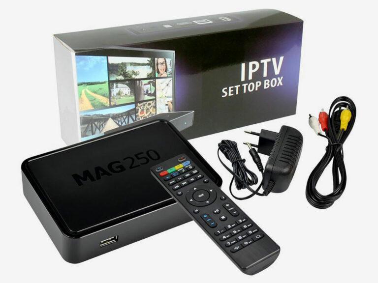 IPTV-приставка
