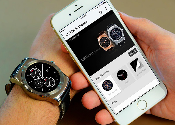 Синхронизация смарт-часов со смартфоном