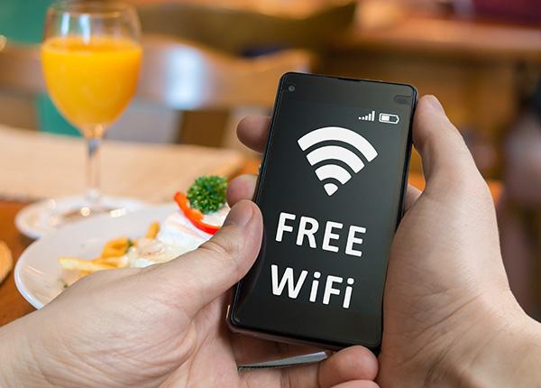 WiFi для ресторана и кафе