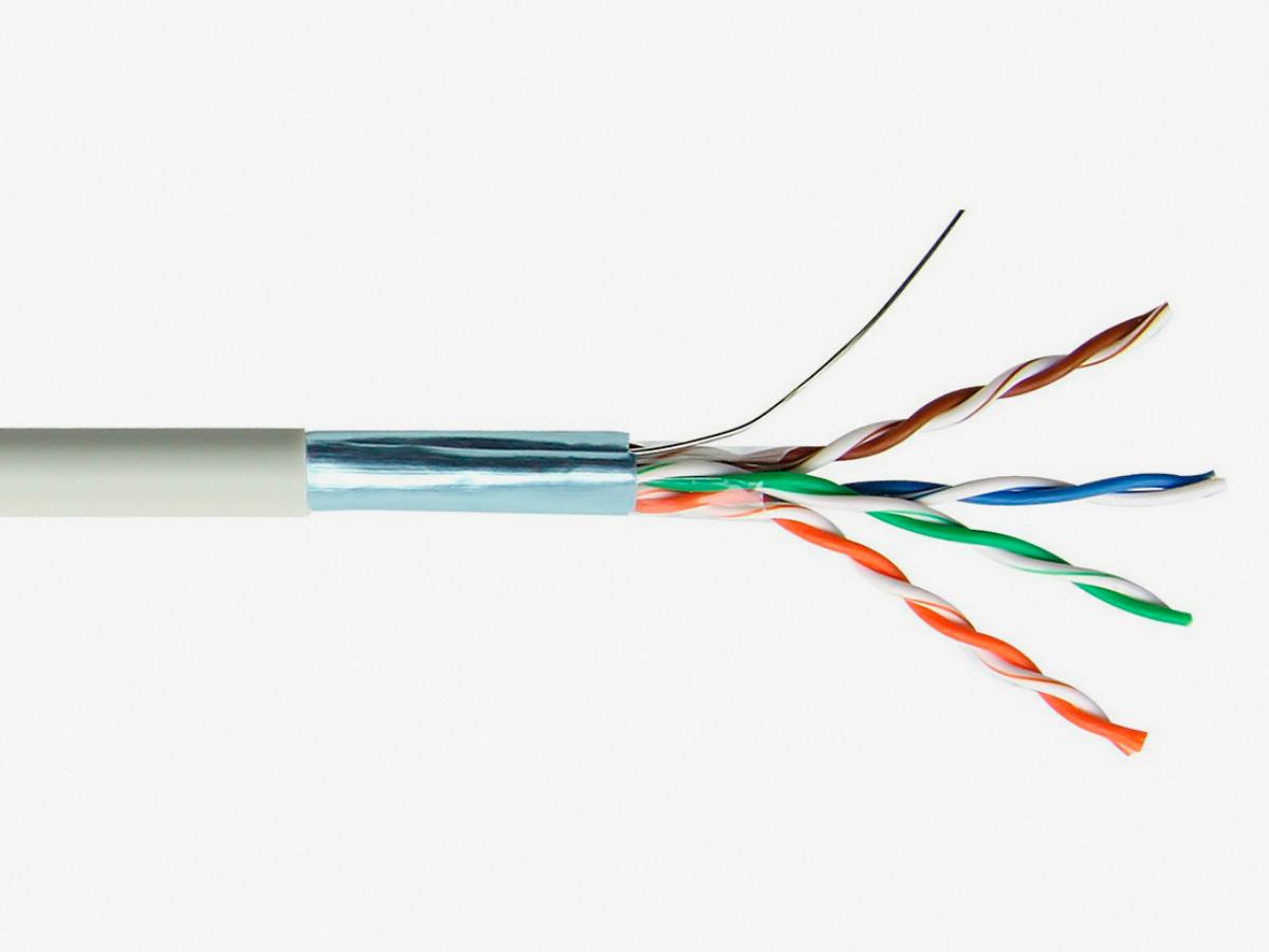 Экранированный кабель FTP