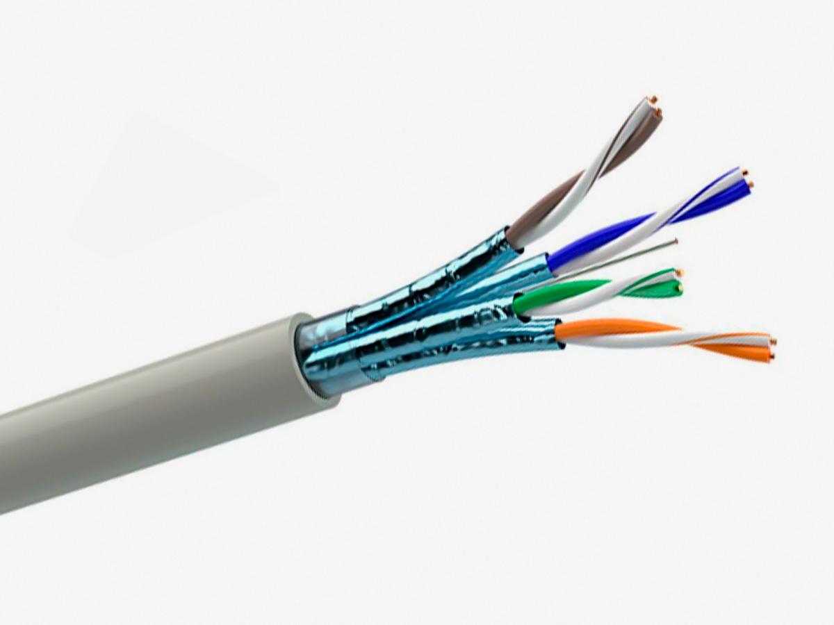 Экранированный кабель STP