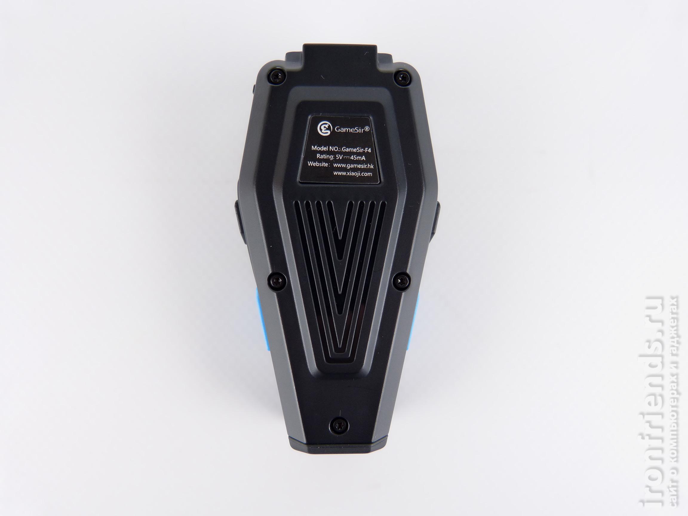 Игровой контроллер GameSir F4 Falcon
