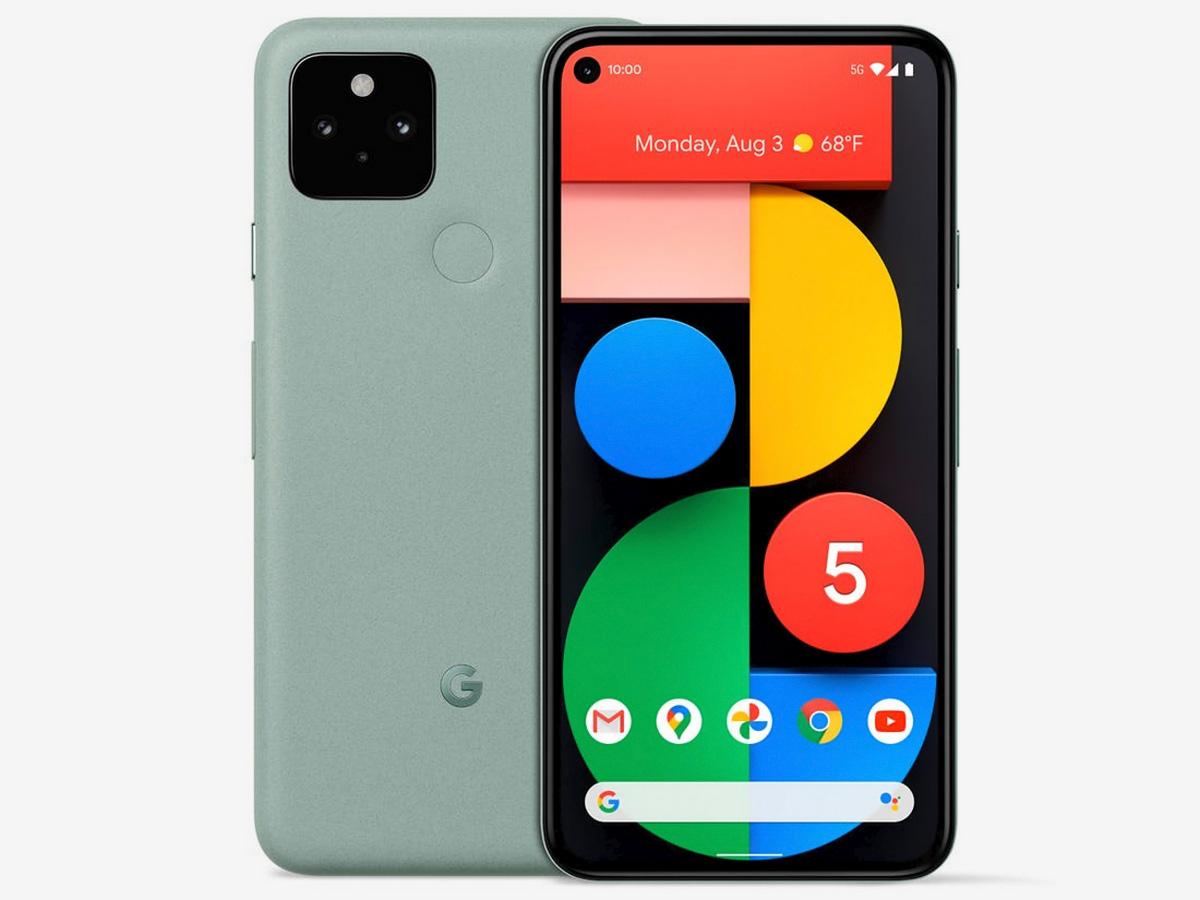 Смартфон Google Pixel 5