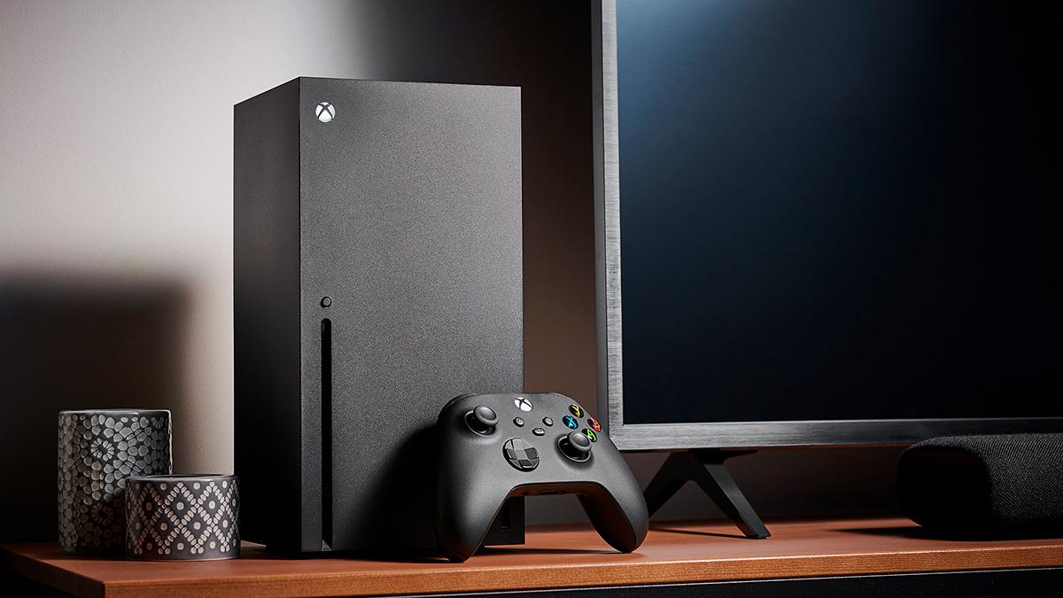 Консоль Xbox Series X