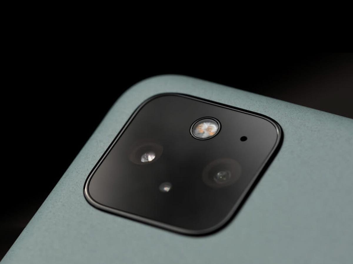 Камера Google Pixel 5