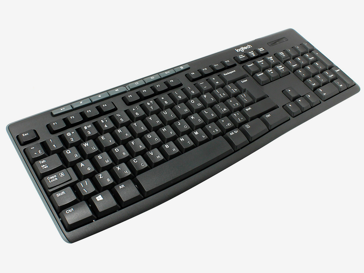 Клавиатура Logitech K200