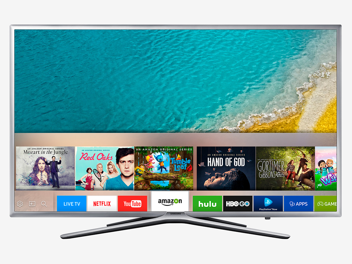 Умный телевизор Samsung