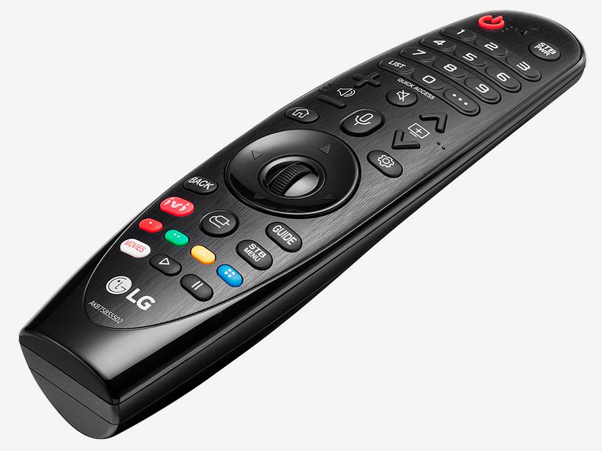 Пульт управления LG Magic Remote