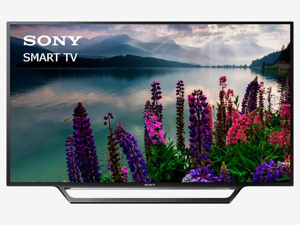 Умный телевизор Sony