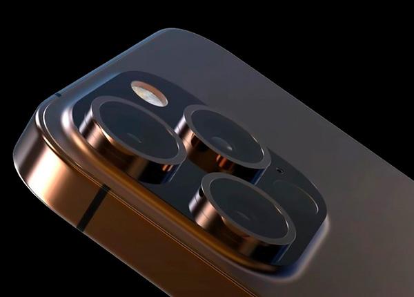 Камеры iPhone 13 Pro Max