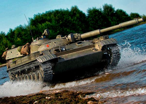 Средние и легкие танки СССР